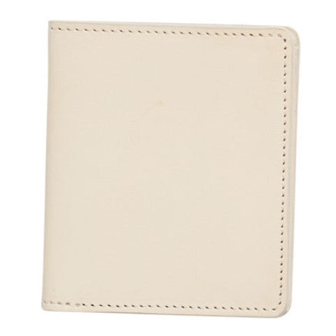Card Wallet Vegetable Tanned