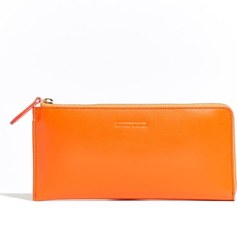 Travel Wallet Orange