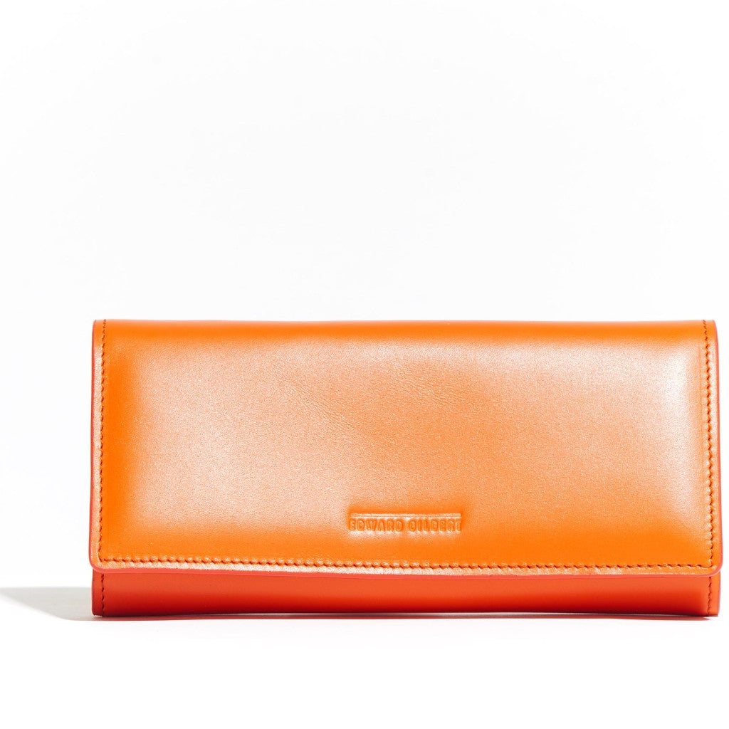 Envelope Wallet Orange