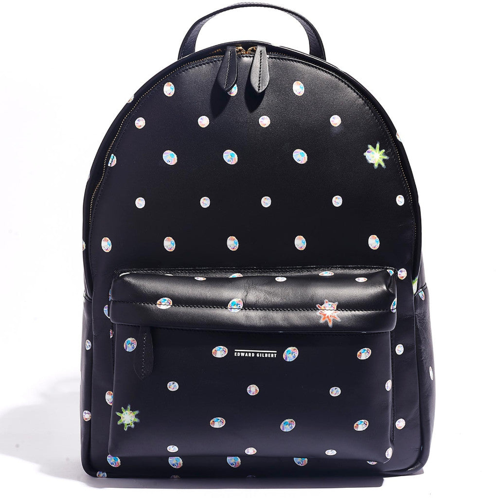 RWB x EDWARD GILBERT BACKPACK sequin polka