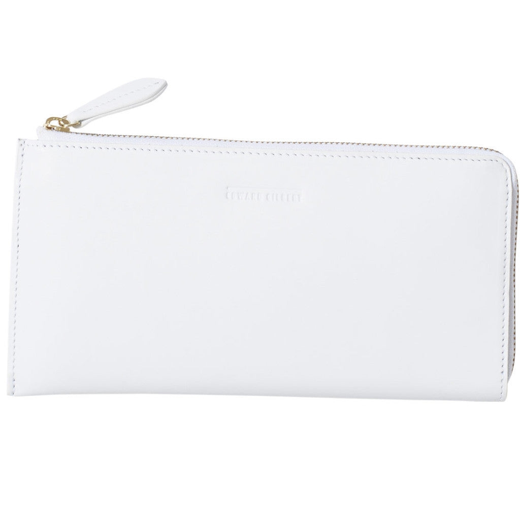 Travel Wallet White