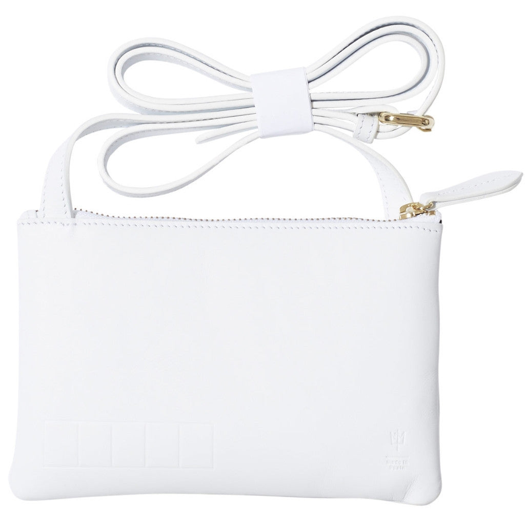 Zip Bag White
