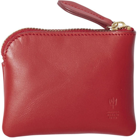 Zip Wallet Red