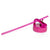 H2OCOACH - Drink Up Straw Lid Pink