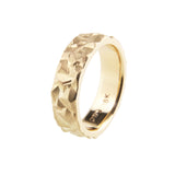 Granite Gold Ring