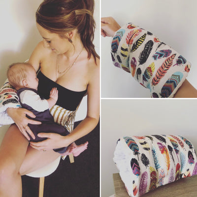 Breast Feeding Pillow