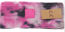 Load image into Gallery viewer, C.C. Tie Dye Head Wrap-Rubber Patch