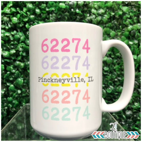 62274 Mug 15 ounce *Pick Up Only *