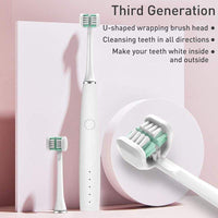 Triple Toothbrush