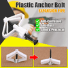 Plastic Anchor Bolt Expansion Pipe