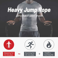 Battle Ropes / Weighted Jump Rope