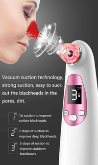 Blackhead Remover with Photon Therapy