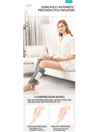 Electric Air Compression Calf Massager