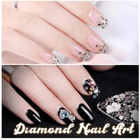 Embroidery Accessories Diamond Painting Set (Pen + 2,400 Diamonds)