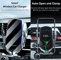 WIRELESS AUTO-SENSOR CAR CHARGER