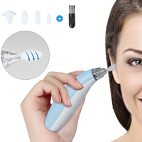Rotating Earwax Vacuum Cleaner