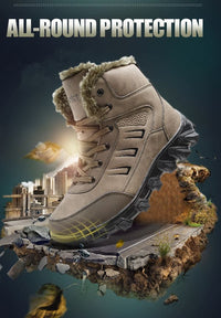 Men's Leather Sport Winter Boots