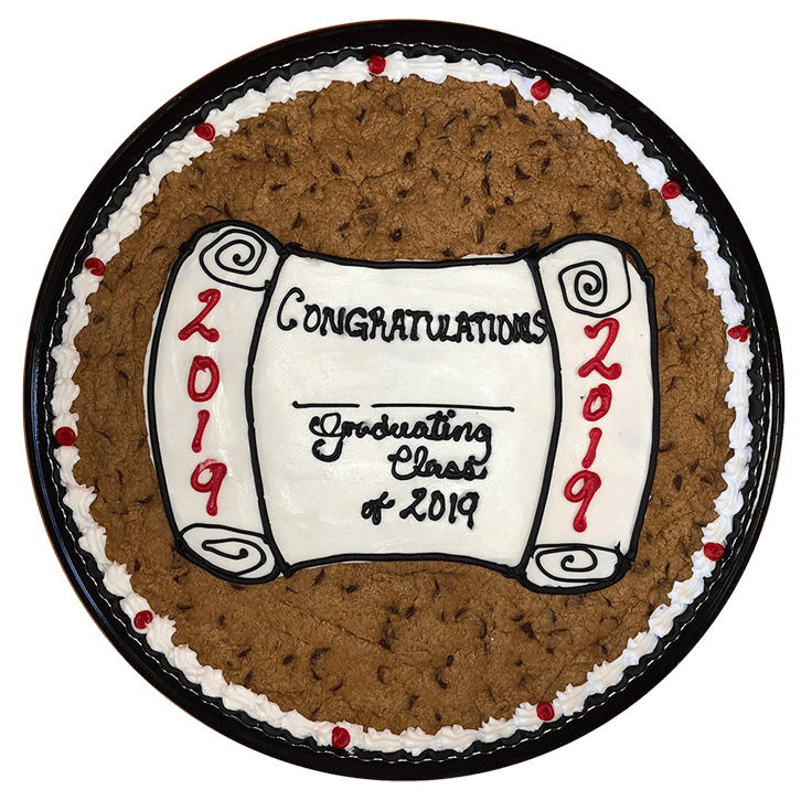 2019 Graduation Cookie