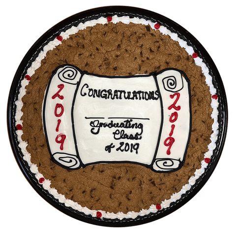 Graduation 2019 Cookie Cake
