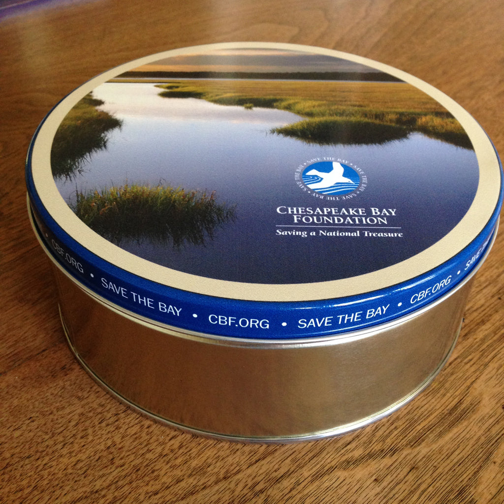 Chesapeake Bay Foundation Save the Bay Cookie Gift- with 2 lb. Fresh baked cookies