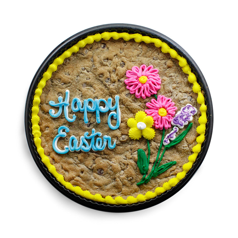 Happy Easter Custom Cookie Cake