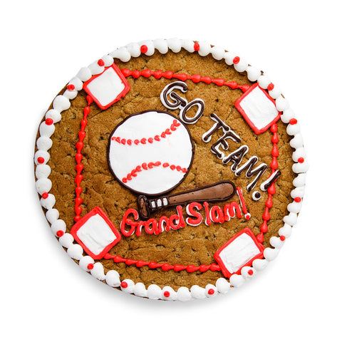 Go Team Grand Slam Cookie Cake