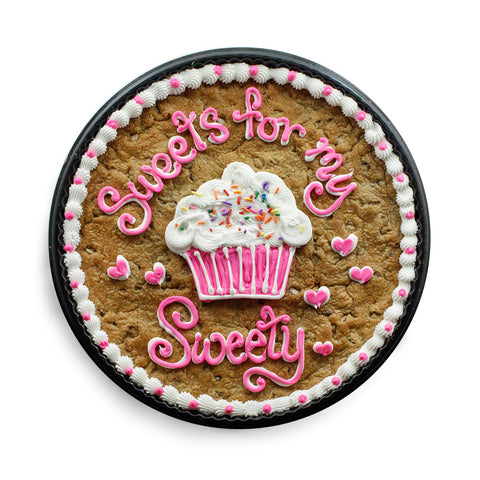 Sweets for my Sweety Cookie Cake