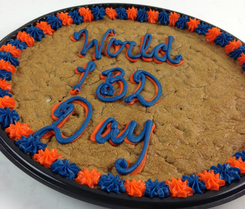 World IBD Day Cookie Cake