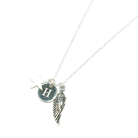 Mummy to an Angel Necklace-Necklace-Sophie-May Designs