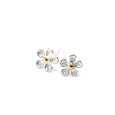 Flower Studs-Earrings-Sophie-May Designs