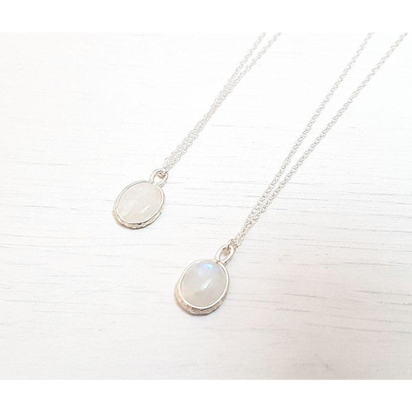 Graduation Moonstone Necklace - Sophie-May Designs