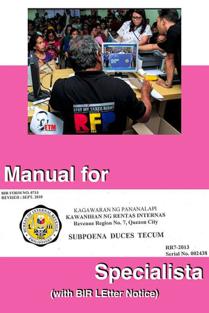 Manual for Subpoena Duces Tecum - Emelino T Maestro
