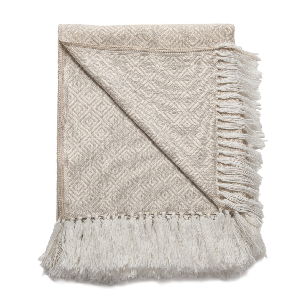 Malibu Alpaca Blend Throw-Asher Market soft, cozy and machine washable