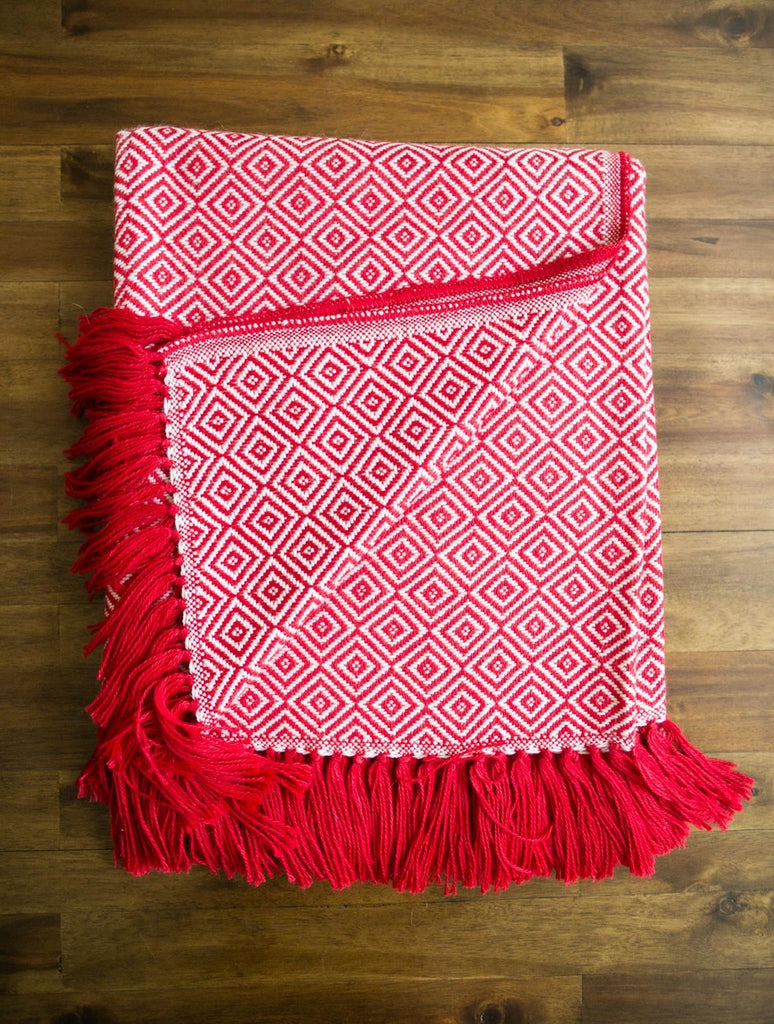 Seville Alpaca Blend Throw-Asher Market soft, cozy and machine washable