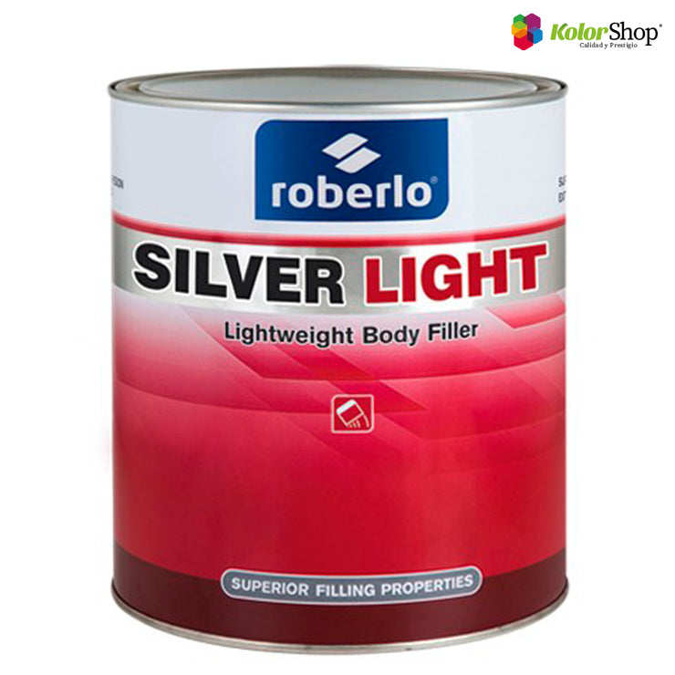 Silver Light - Bodyfiller Ligero (Galon)