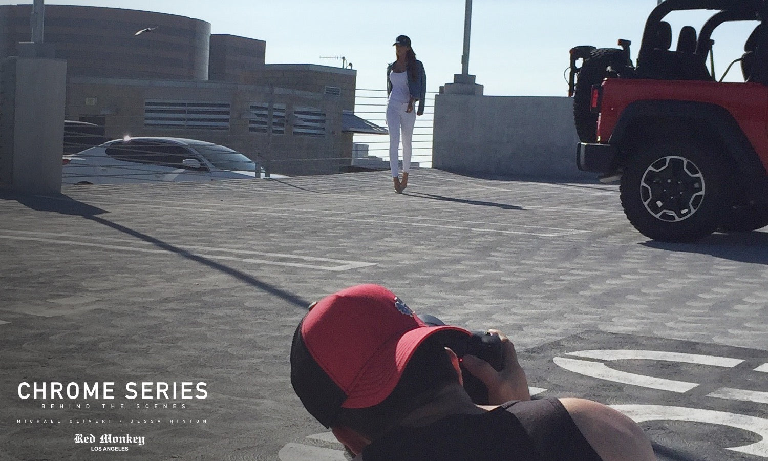 Red Monkey Chrome Series BTS 2