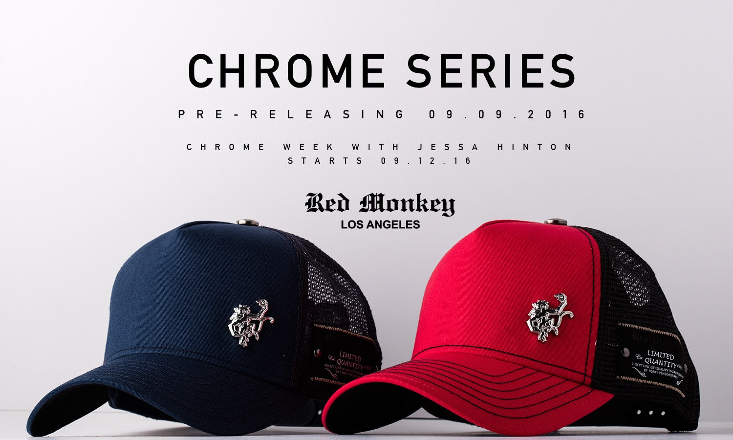 Red Monkey Chrome Series BTS 7