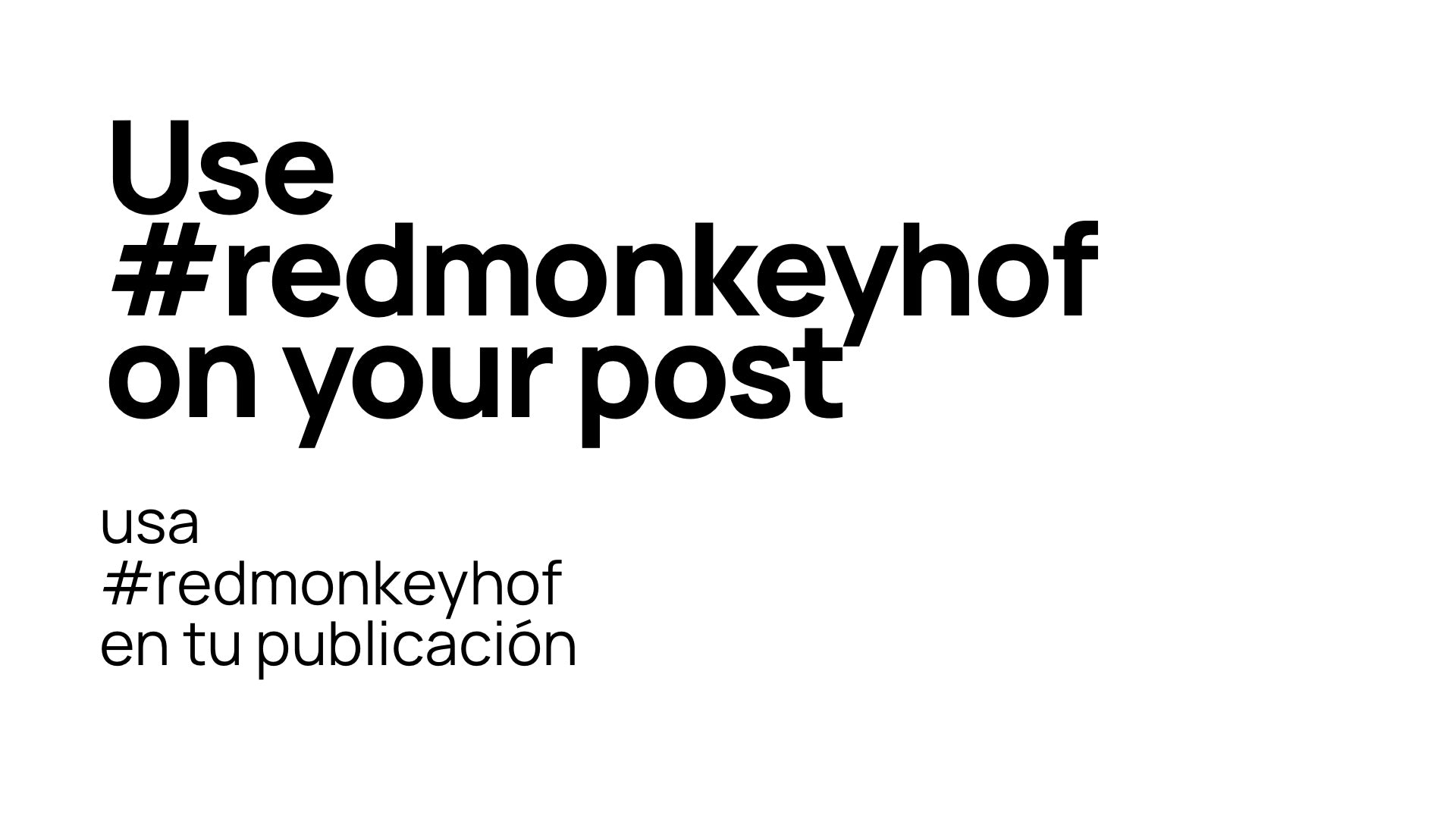 Red Monkey Hall OF Fame 6