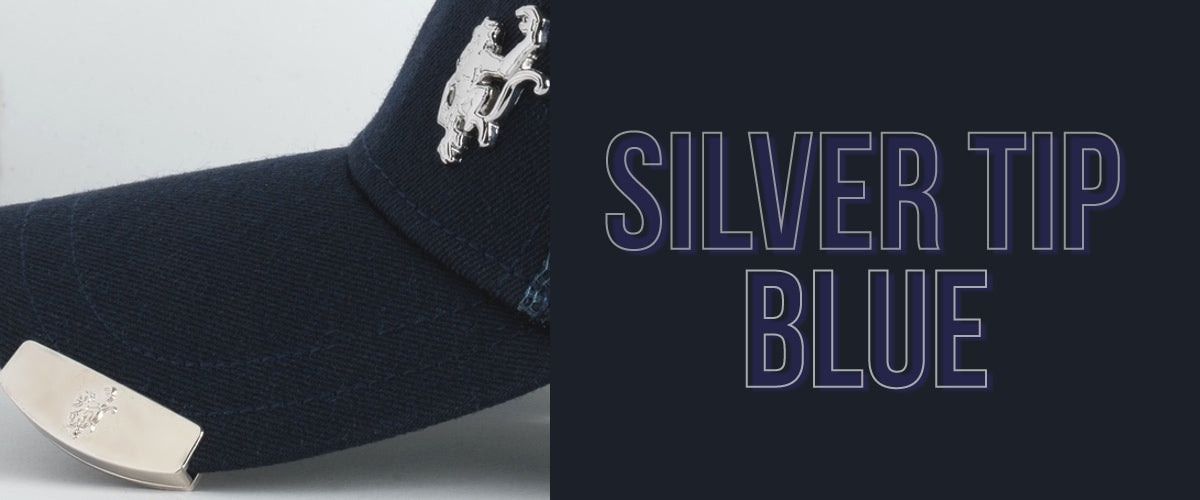 Silver Tip Blue