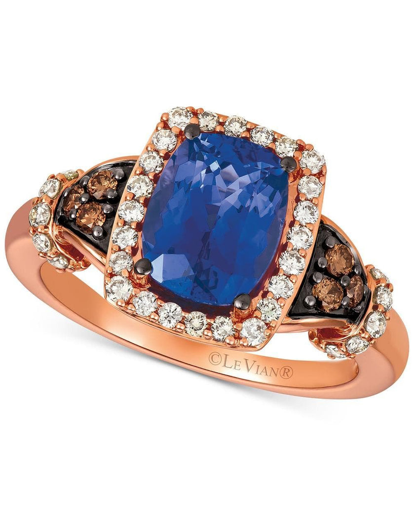 Le Vian Blueberry Tanzanite® (2 ct. t.w.), Nude Diamonds™ (1/3 ct. t.w.) (5303083991195)