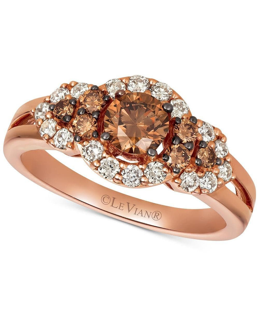 Le Vian Chocolate Diamonds® (5/8 ct. t.w.) (5303084482715)