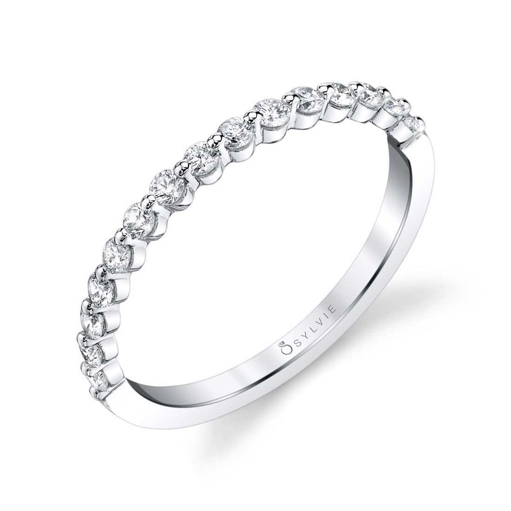 Delicate-Wedding-Band-B1P15-WG-Sylvie.jp (4781526548524)