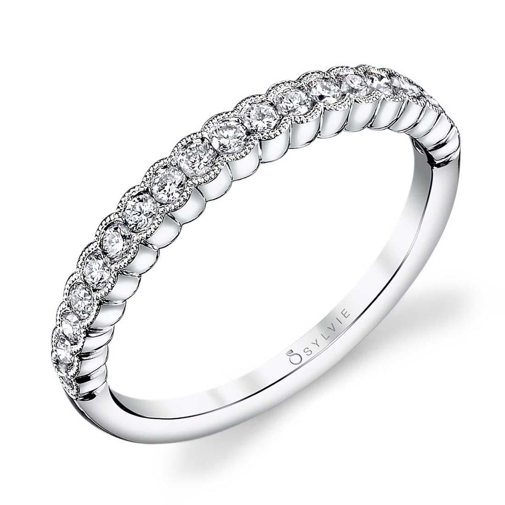 Stackable-Wedding-Band-B0010-WG-Sylvie.j (4781476249644)