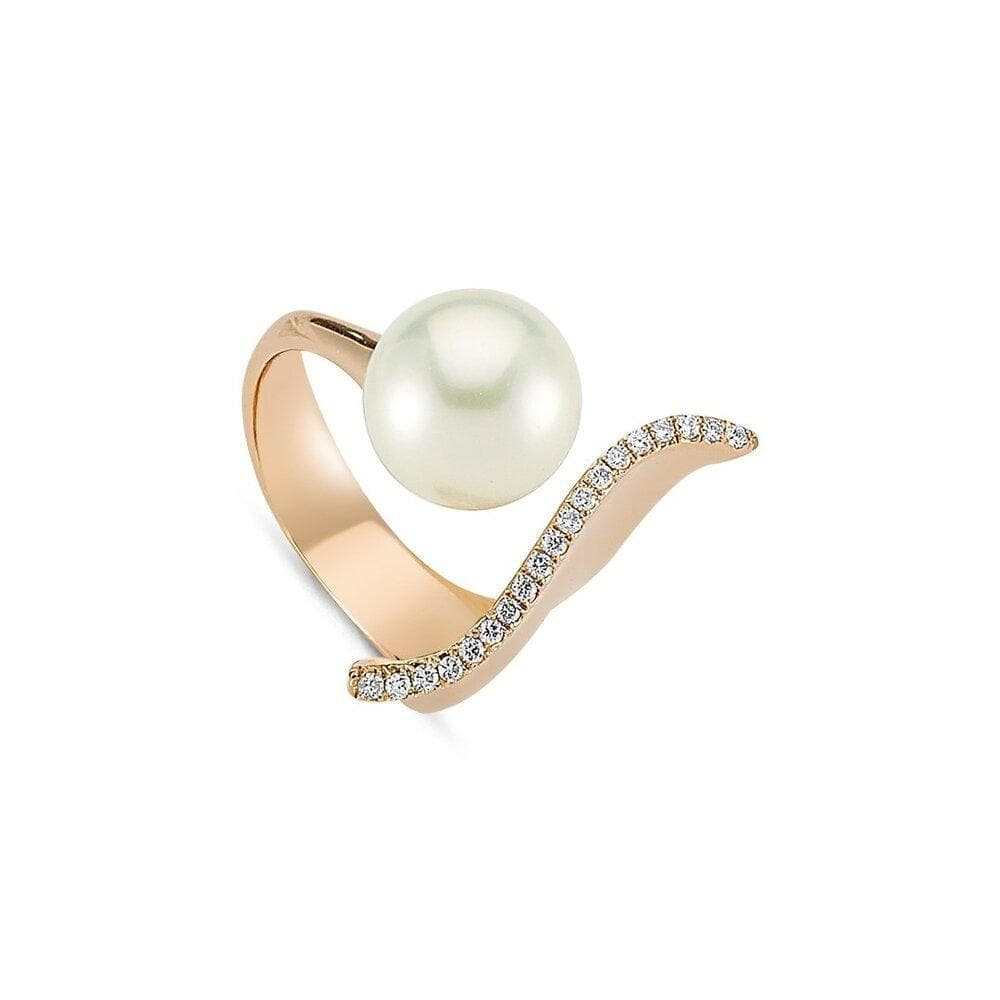 Own Your Story Fluidity Pearl Ring (5358081769627)