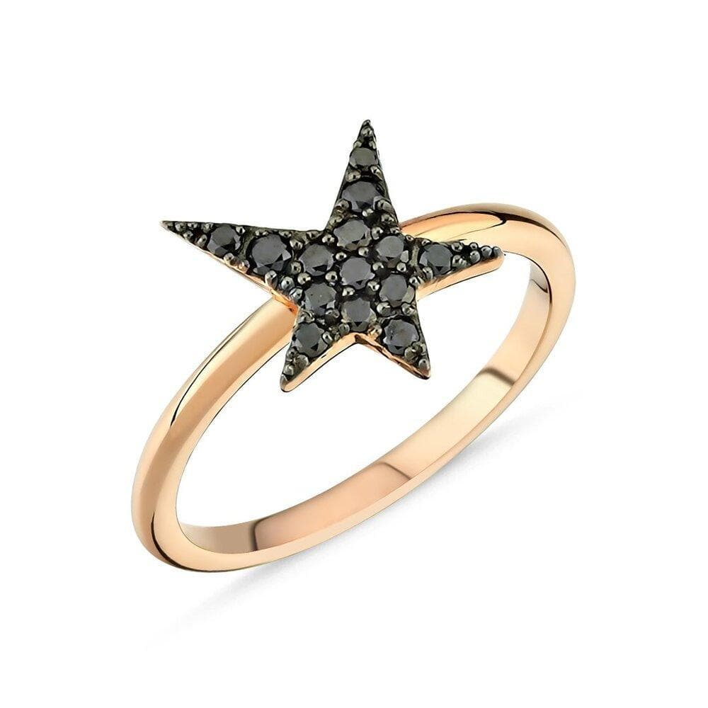 Own Your Story Blackout Rockstar Ring (5358076625051)