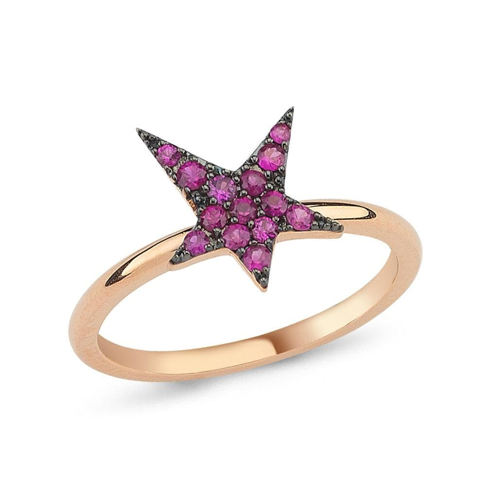 Own Your Story Ruby Rockstar Ring (5358083014811)