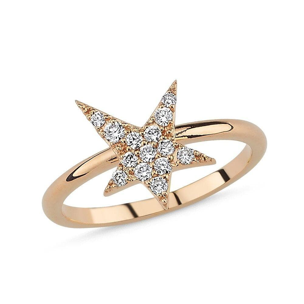 Own Your Story Diamond Rockstar Ring (5358078263451)