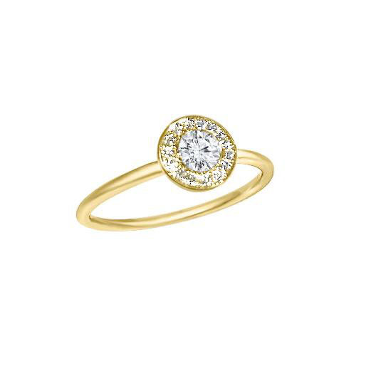 Matthia's & Claire gemstone ring with white diamonds (5383514063003)