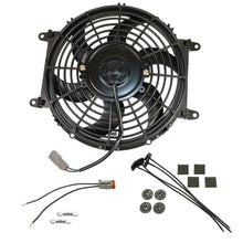 Load image into Gallery viewer, BD Diesel Universal Electric Cooling Fan Kit - 80-watt 10-inch 800 CFM 1030607