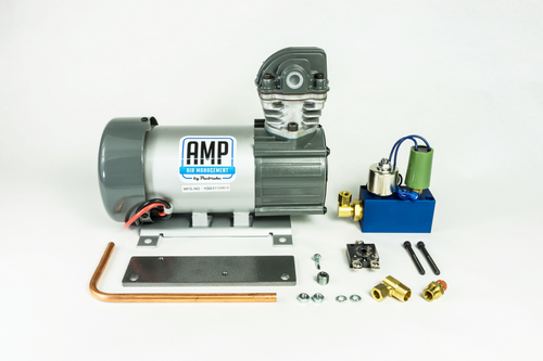 Pacbrake AMP - 12V HP625 Series Air Compressor Kit (Vertical pump head) HP10632